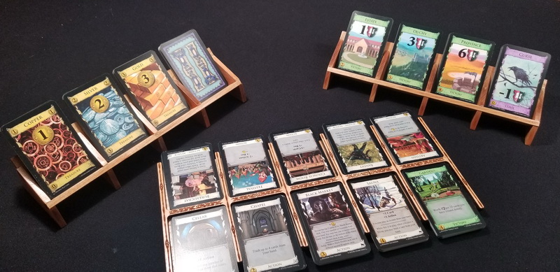 Dominion Card Holders