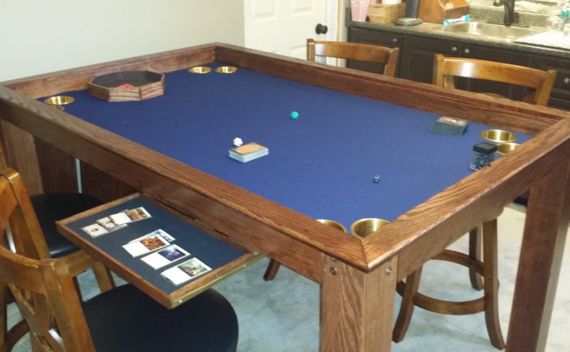 Family Game Table